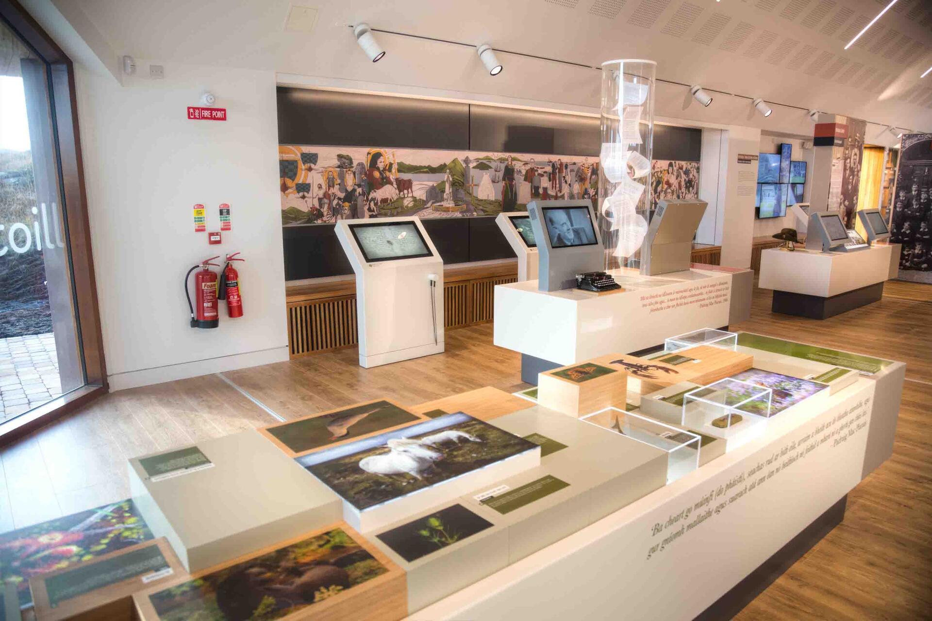 Pearse Cultural Centre, Ros Muc (9)