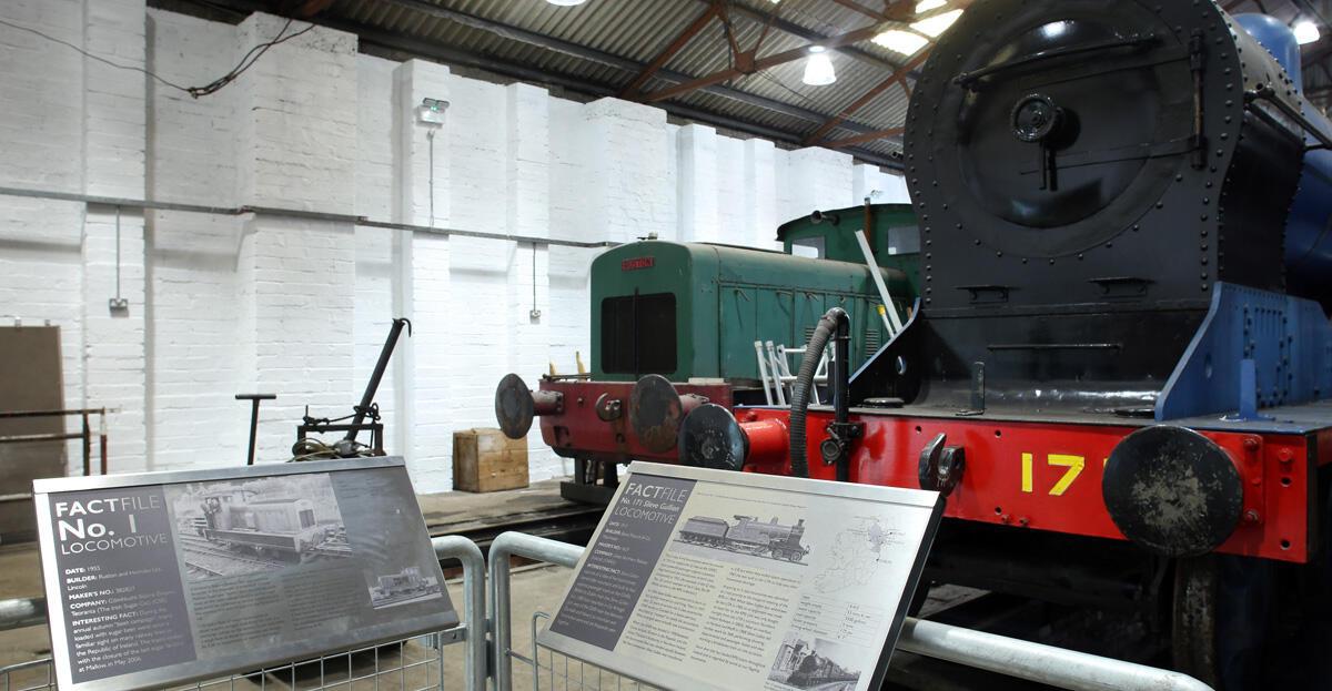 Railway Museum (1)
