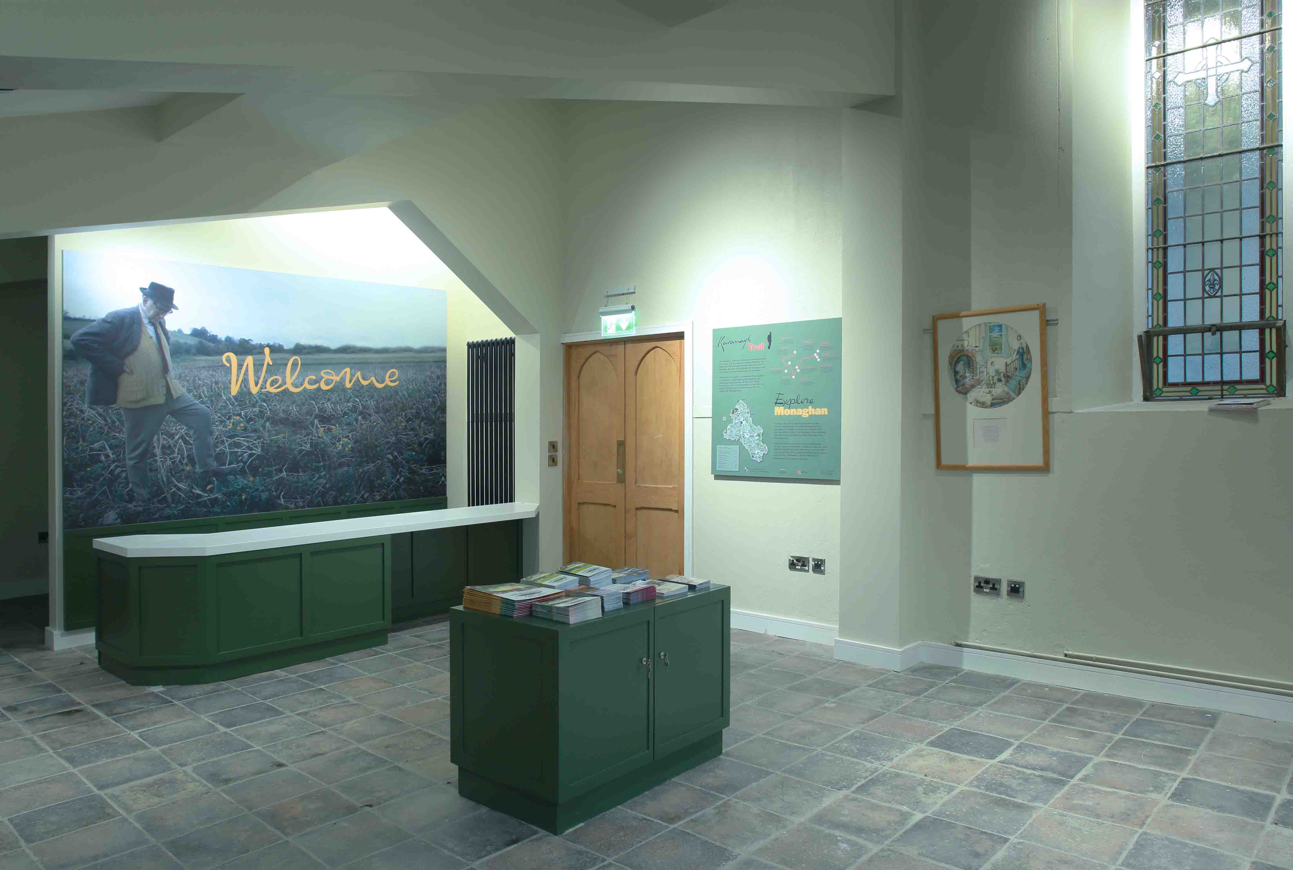 Patrick Kavanagh Exhibition Centre (2)