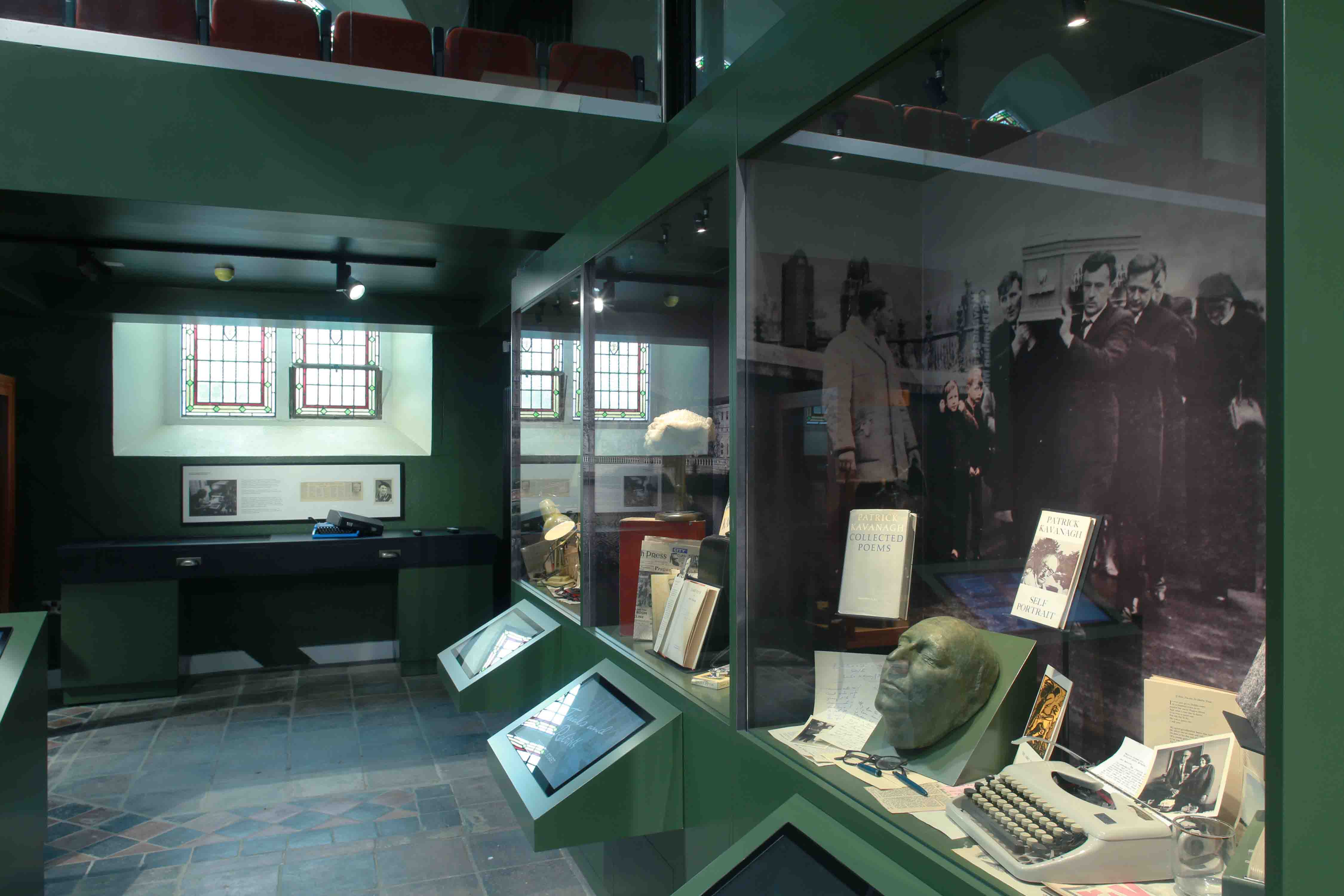 Patrick Kavanagh Exhibition Centre (9)