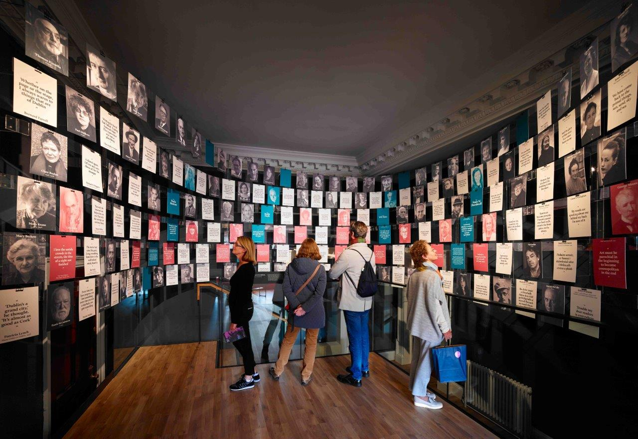 Museum of Literature Ireland (1)